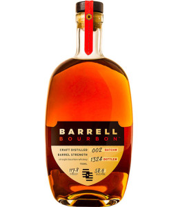 Barrel Bourbon Batch #002