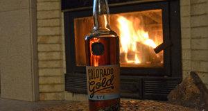 Colorado Gold Rye Whiskey