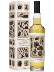 Compass Box The Lost Blend Vatted Malt