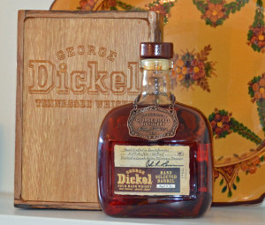 George Dickel Hand Selected Barrel Whiskey