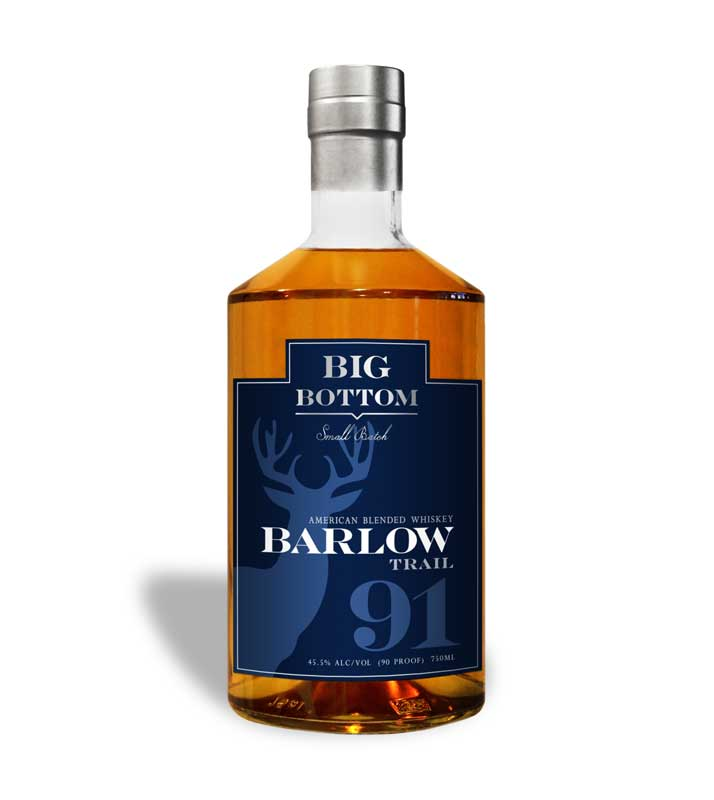 Big bottom barlow trail whiskey review the whiskey reviewer for Big whiskey s