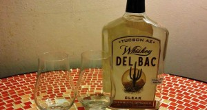 Del Bac Clear Mesquite Smoked Whiskey