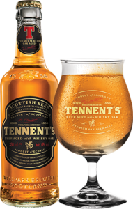 Tennent's Whisky Beer
