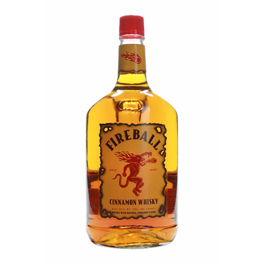 Fireball Whisky Review