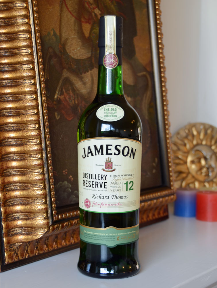 b389ba135b1 Jameson 12 Year Old Distillery Reserve Irish Whiskey Review