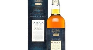 Oban Distillers Edition 1998-2013