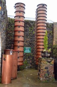 Kilbeggan's display column stills