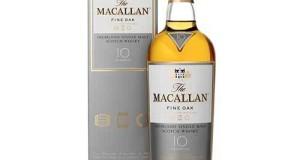 The Macallan Fine Oak 10 YO