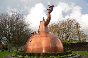 The display pot still at New Midleton Distillery(Credit: Richard Thomas)