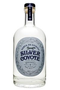 Silver Coyote