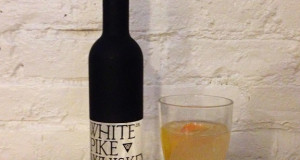 4th of July White Pike cocktail