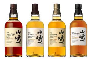 Suntory whiskies, like these Yamazakis, will see steep price hikes(Credit: Suntory)