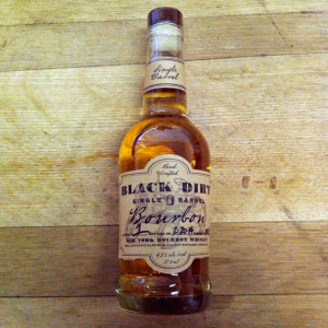 Black Dirt Bourbon 375 ml