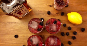 Bourbon Berry Bramble
