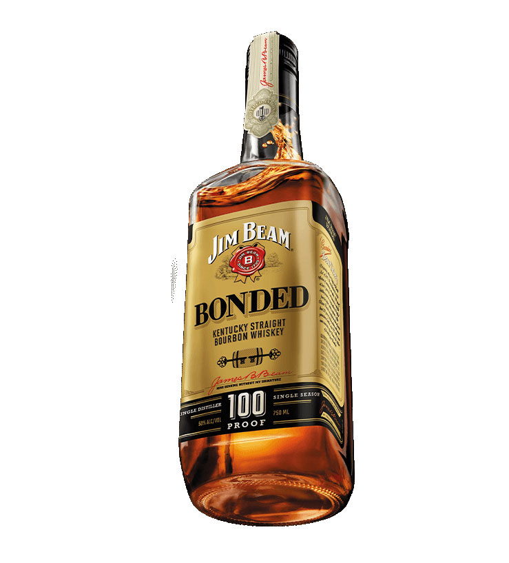 Jim Beam Bonded Bourbon Review The Whiskey Reviewer