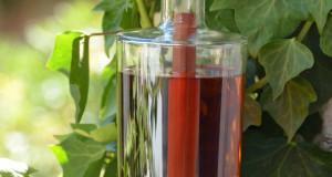 Beyond Barrels Aging Mast in bourbon