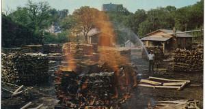 Jack Daniel's charcoal