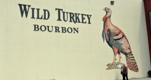 Wild Turkey stillhouse