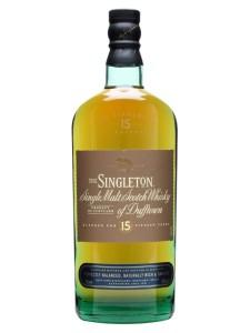 The Singleton of Dufftown 15 YO