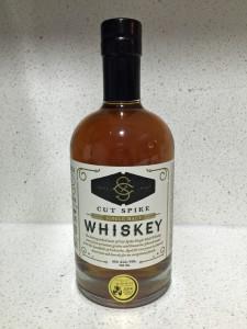 Cut Spike Whiskey