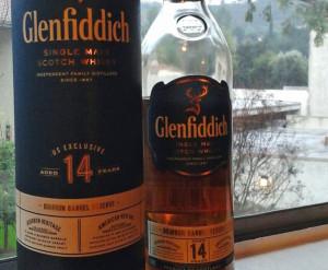 Glenfiddich 14 Year Old Bourbon Barrel Reserve