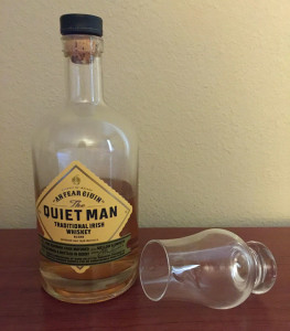 The Quiet Man Irish Whiskey