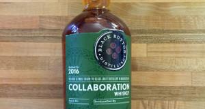 Black Button & O'Begley Collaboration Whiskey