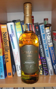 Tomatin Highland Manzanilla Finish Single Malt Whisky