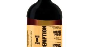 Redemption 8YO Barrel Strength Rye