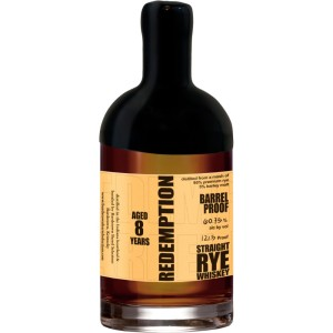 Redemption 8YO Barrel Strength Rye