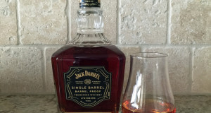 Jack Daniels' Barrel Prof Single Barrel
