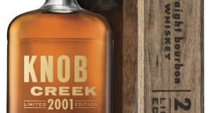 Knob Creek 2001 14 YO