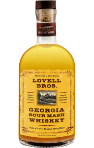 Lovell Brothers Sour Mash Whiskey