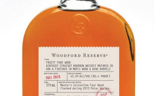 Woodford Reserve Frosty Four Wood