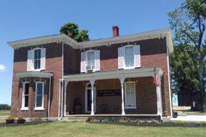 Wilderness Trail farmhouse
