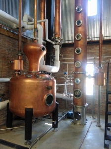 Wilderness Trail's new Vendome still