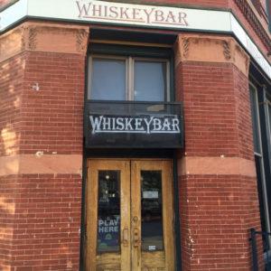 Denver's Whiskey Bar.