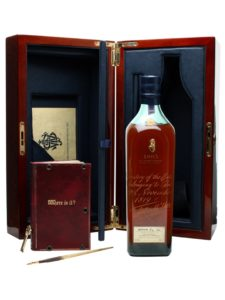 Johnnie Walker 1805 Blue Label