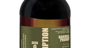 Redemption 9YO Barrel Proof Bourbon