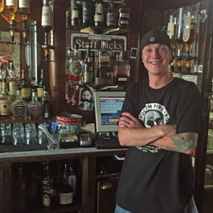 Whiskey Bar's Dave Berry