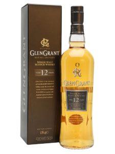 Glen Grant 12 YO Single Malt