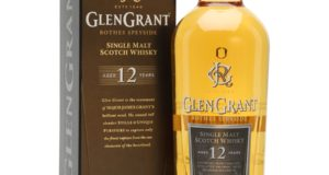 Glen Grant 12 YO Single Malt