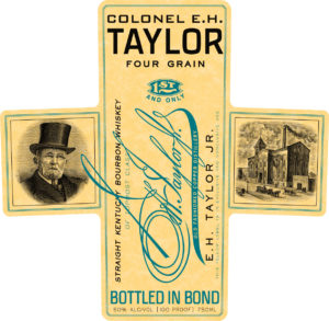 Col. E.H. Taylor Four Grain