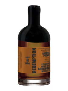 Redemption High Rye 9 Year Old Barrel Proof Bourbon