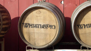 WhistlePig barrel heads