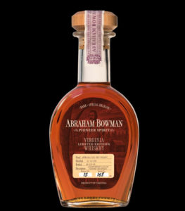 Abraham Bowman Beer-Finished Bourbon