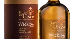 Barr and Uisce Wicklow Blend