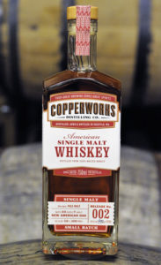 Copperworks American Malt Whiskey