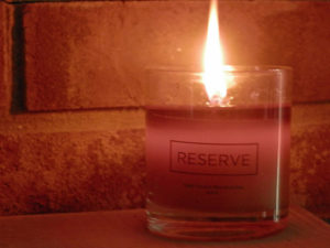 Bourbon Reserve Candle