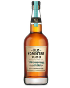 Old Forester 1920 Style Bourbon